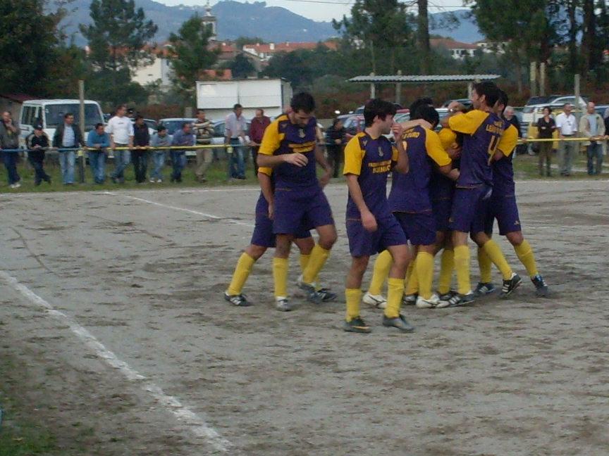 GRECUDEGA (Grupo Recreativo, Cultural e Desportivo de Gandra)